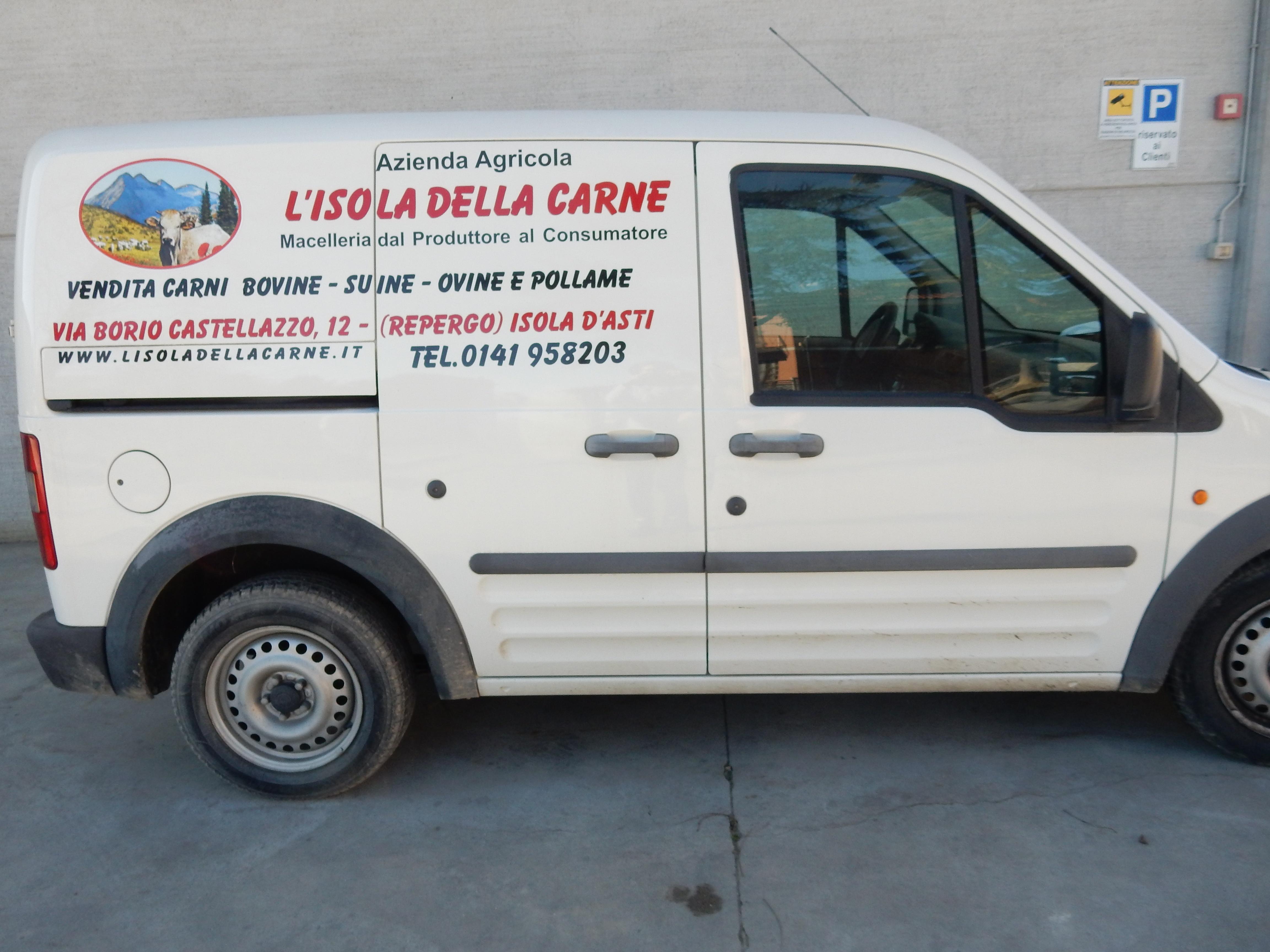 Effettuiamo il servizio a domicilio nelle zone di Asti